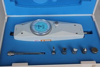 上海君达向一诺电子采购多台DS2系列推拉力计