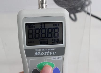 深圳地铭向一诺电子采购量程为50N的DS2电子式推拉力计