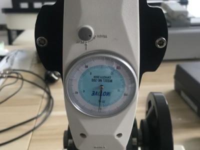 上海寻石采购NK系列指针式推拉力计用于机械设备测试