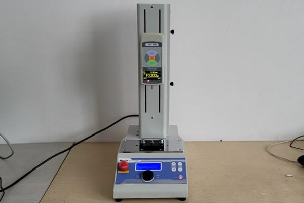 华为公司采购一诺MTF系列高精度高分辨率高采样率推拉力计