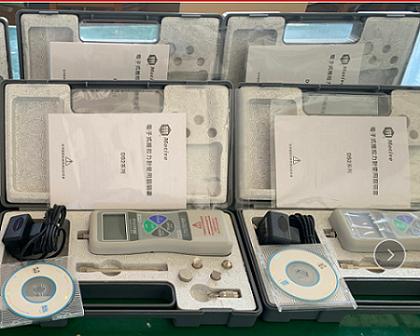 无锡易帆特采购DS2电子式推拉力计