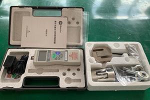 上海比工实业购买5000N电子式推拉力计用于测量电动气动液压工具