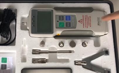 一诺电子生产的推拉力计怎么用?