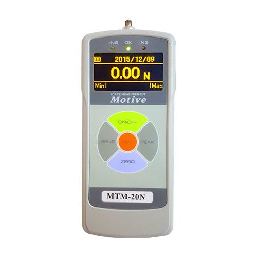MTM series built-in sensor push-pull force meter